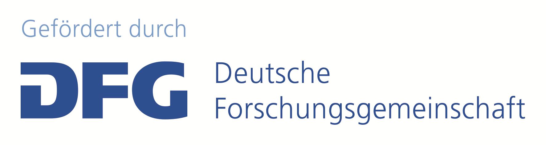 DFG-Projektseite